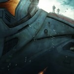 poster van sci-fi actiefilm Pacific Rim