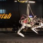 Cheetah-robot