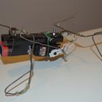 Bouwen van de Osci Robot