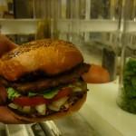 Hamburgermachine maakt lekkerste hamburgers