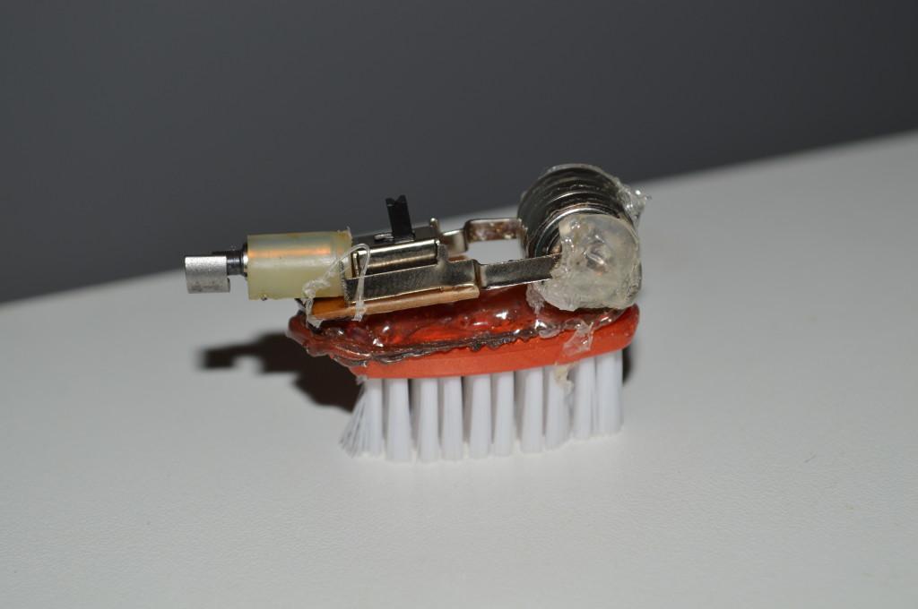 Insect robot II - 2