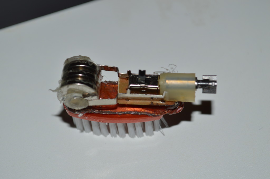 Insect robot II-4