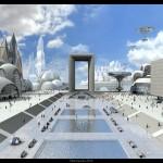 De stad van de toekomst