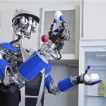 ARMAR: een innovatieve keuken humanoïde robot