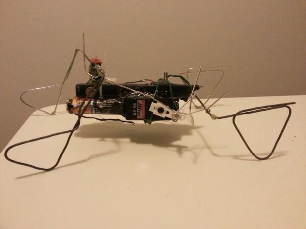 Nieuwe robot project