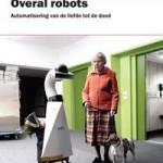 Overal robots: Automatisering van de liefde tot de dood