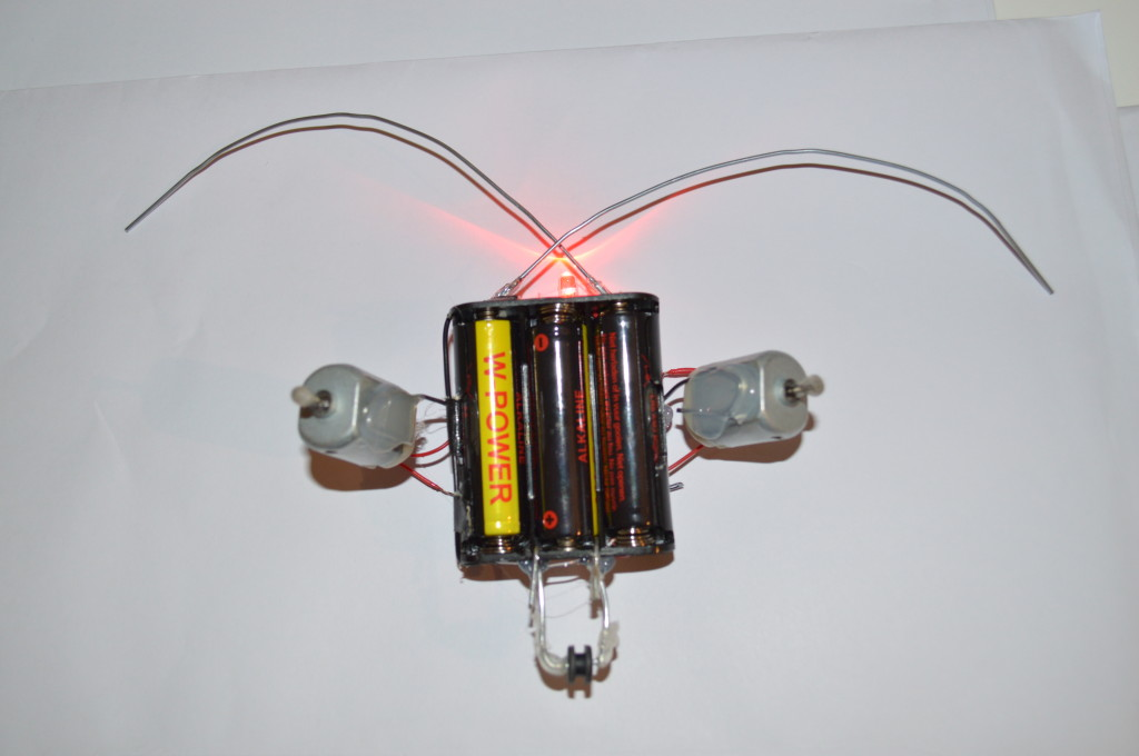 Kever Robot: onder