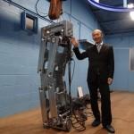 2 meter grote robot