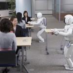 Honda robot: Asimo