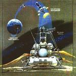 Rusland met robots naar de maan