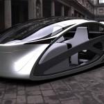 De auto van de toekomst