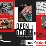Robotica evenement HCC!Robotica