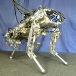 HyQ viervoeter robot uit Italië
