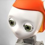 Meka Robotics' S2 Humanoid Head