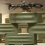 Vliegende robot helikopters