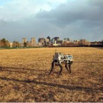 De robot van Boston Dynamics AlphaDog