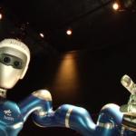 Het telerobotics & haptics lab van Estec bouwt een robot voor de ruimte