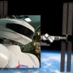 De androïde robot SAR-400 gaat binnen twee jaar de ruimte in