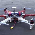 DJI Phantom F550 Hexacopter