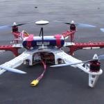 DJI Phantom F550 Hexacopter
