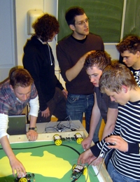 Workshop robotica