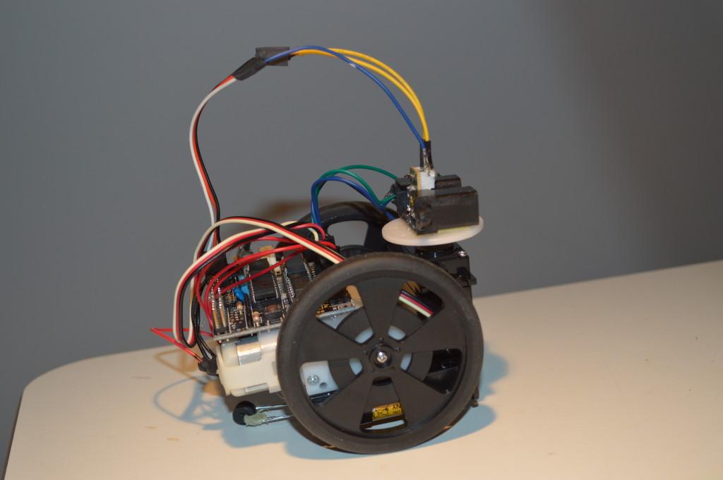 Infrarood Robot