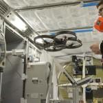 Ruimtevaartorganisatie ESA leert via Robot app van virtuele koppelingen aan ruimtestation ISS.