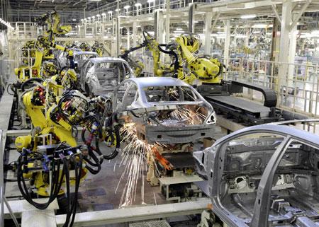 Door robots neemt werkgelegenheid toe