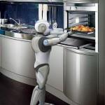 Thuiszorg robot Romeo gaat koken