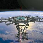 Space Elevator Station