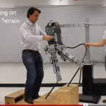 Hume: een tweevoetige looprobot