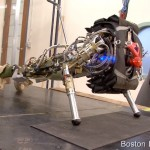 Boston Dynamics' mensachtige robot Petman