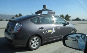 De autonome Google-auto