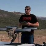 Quadrocopter robot omgebouwd tot een gevaarlijk wapen