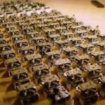 Swarm Robots: Droplets