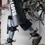 looprobot Lopes van Universiteit Twente