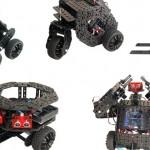 Robot bouwen met Multiplo