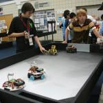 Leerlingen Groevenbeek doen mee met de Robocup Junior
