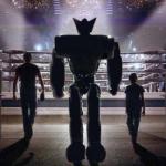 Door Real Steel geïnspireerde Japanse robot Real King Kizer