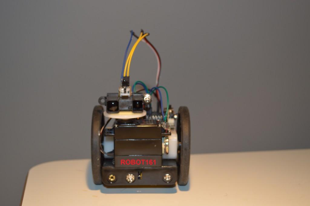Infrarood Robot - robot161