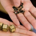 Slimme robot steentjes kunnen gebruikt worden voor 3D-printing