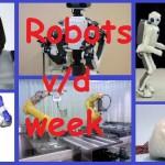 robots van de week
